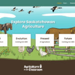 Ag in the Classroom launches website